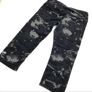 Alo Yoga Tie-Dye Crops